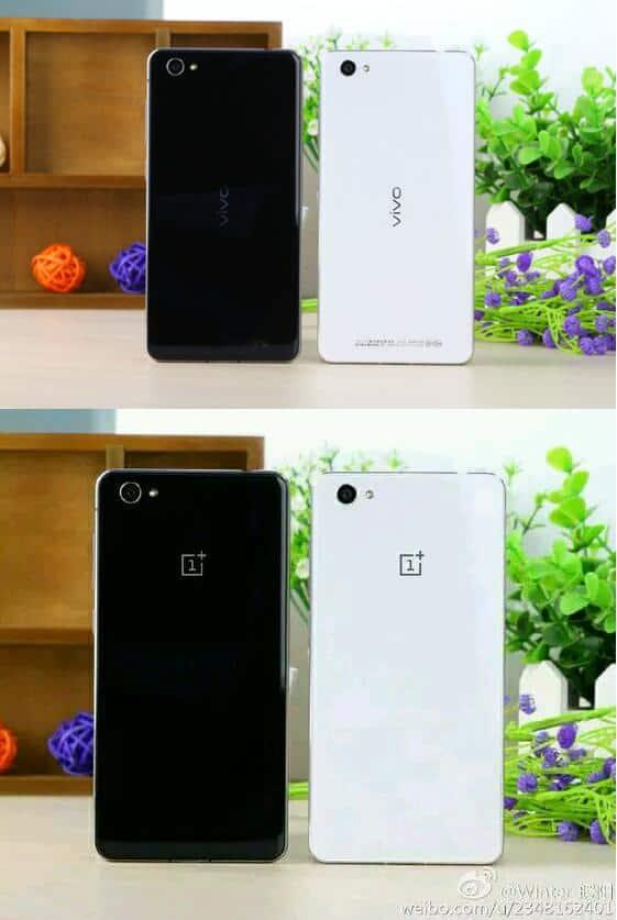 OnePlus X fake Vivo X5 1