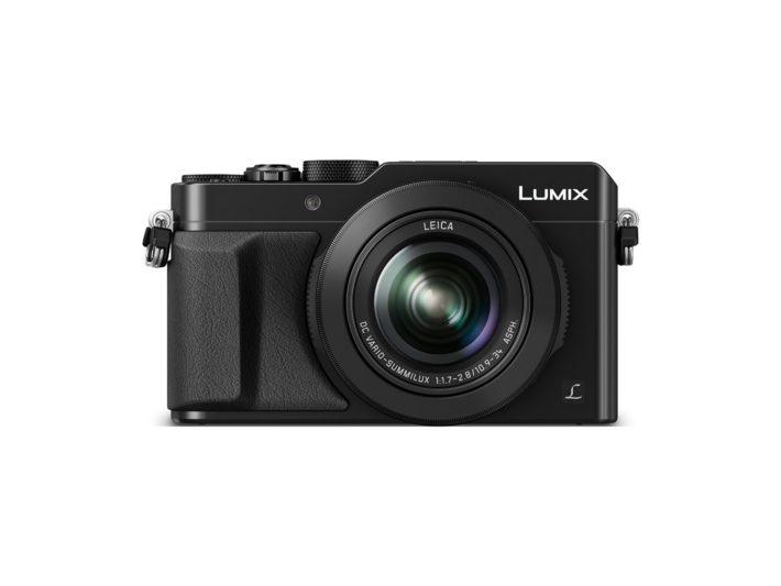 Panasonic LUMIX DMC-LX100K 4K
