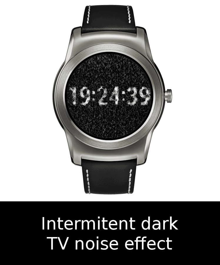 Paranormal Watch Face