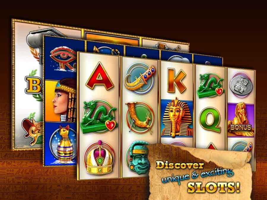Pharaoh's Way slots