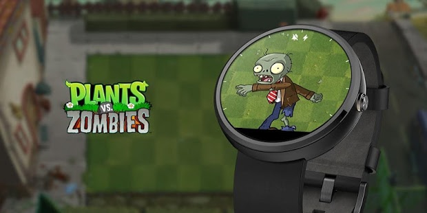 Plants vs. Zombies Watch Face