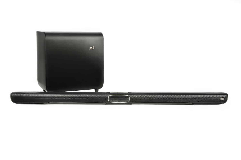 Charmant Polk Audio Omni SB1 Wireless Sound Bar System