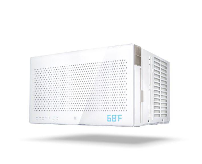 Quirky + GE Aros Smart Window Air Conditioner