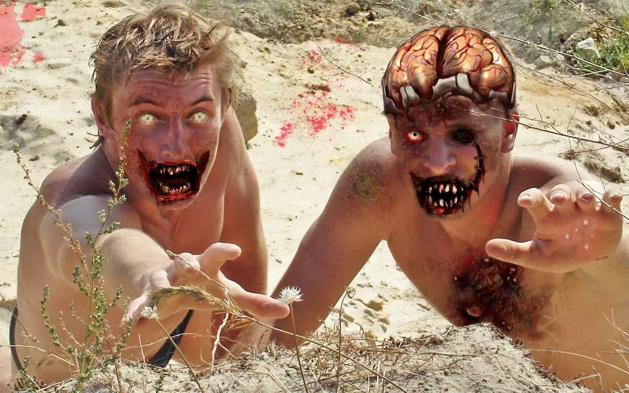 Rotten Friends Happy Halloween