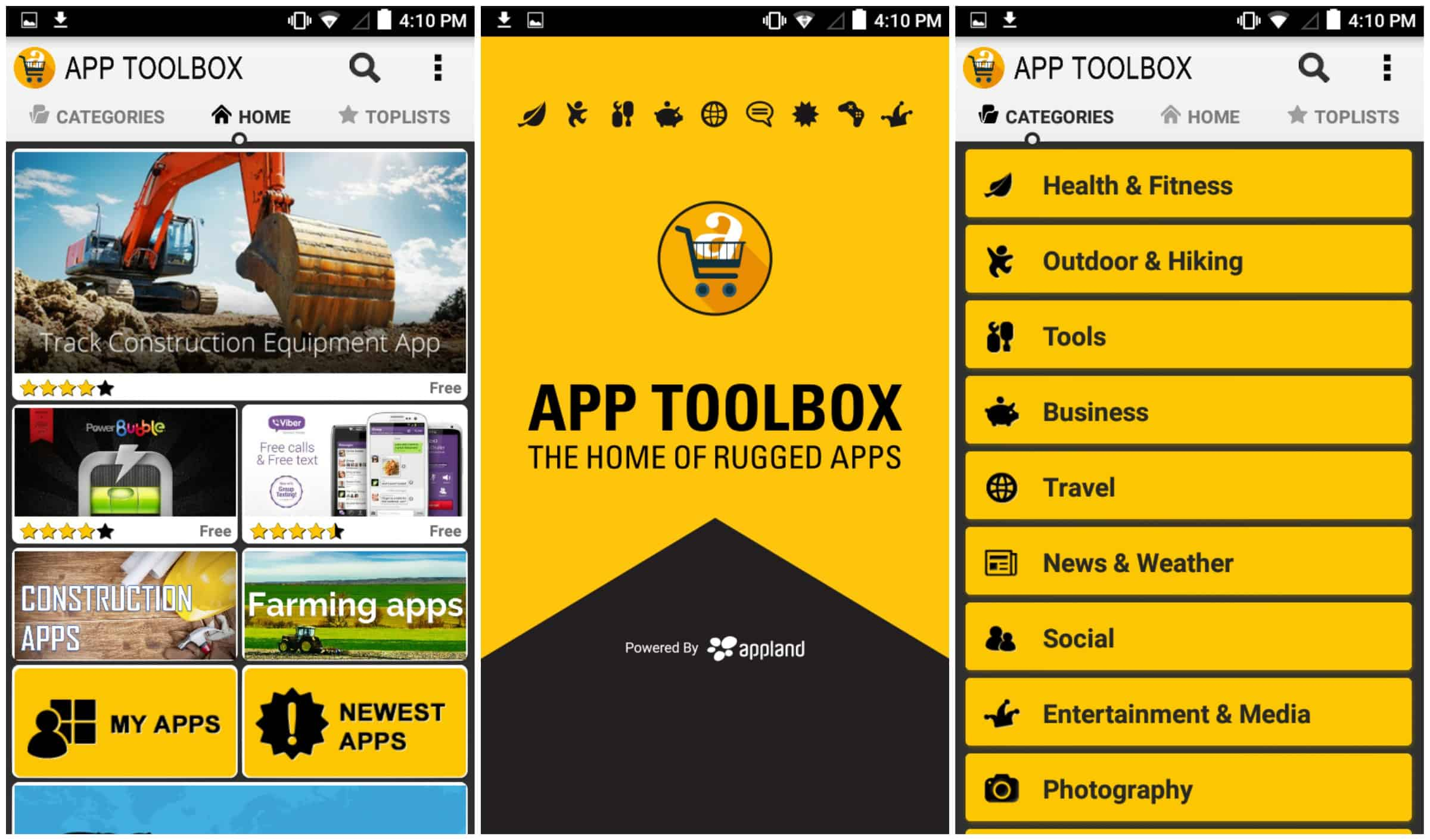 S40 App Toolbox