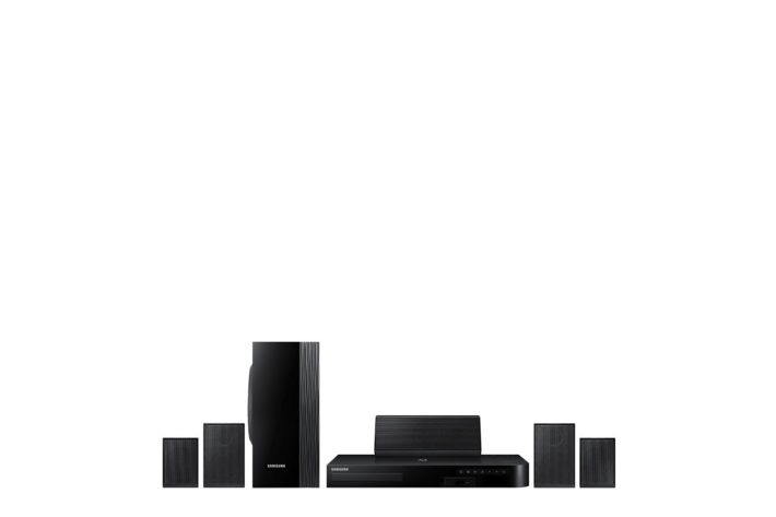 Samsung HT-J4100 5.1 Channel 1000-Watt Blu-Ray Home Theater System (2015 Model)