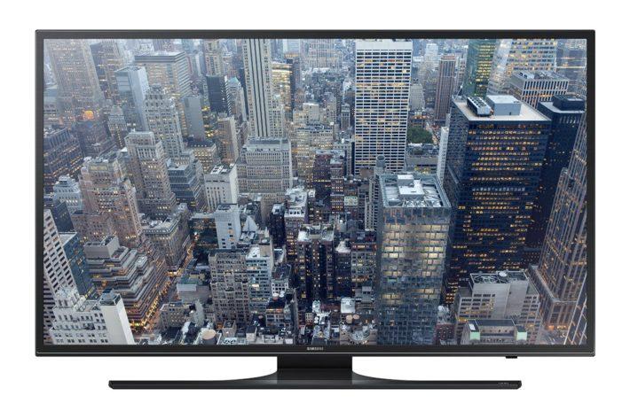 Samsung UN48JU6500 48-Inch 4K Ultra HD Smart LED TV (2015 Model)