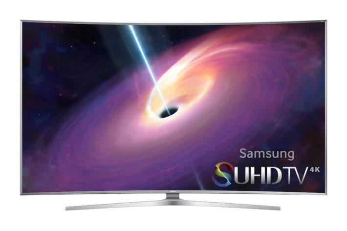 Samsung UN65JS9500 Curved 65-Inch 4K Ultra HD 3D Smart LED TV (2015 Model)