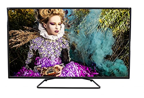 Sceptre U508CV-UMK 50-Inch Glass 4K Ultra HD 120Hz LED TV 01