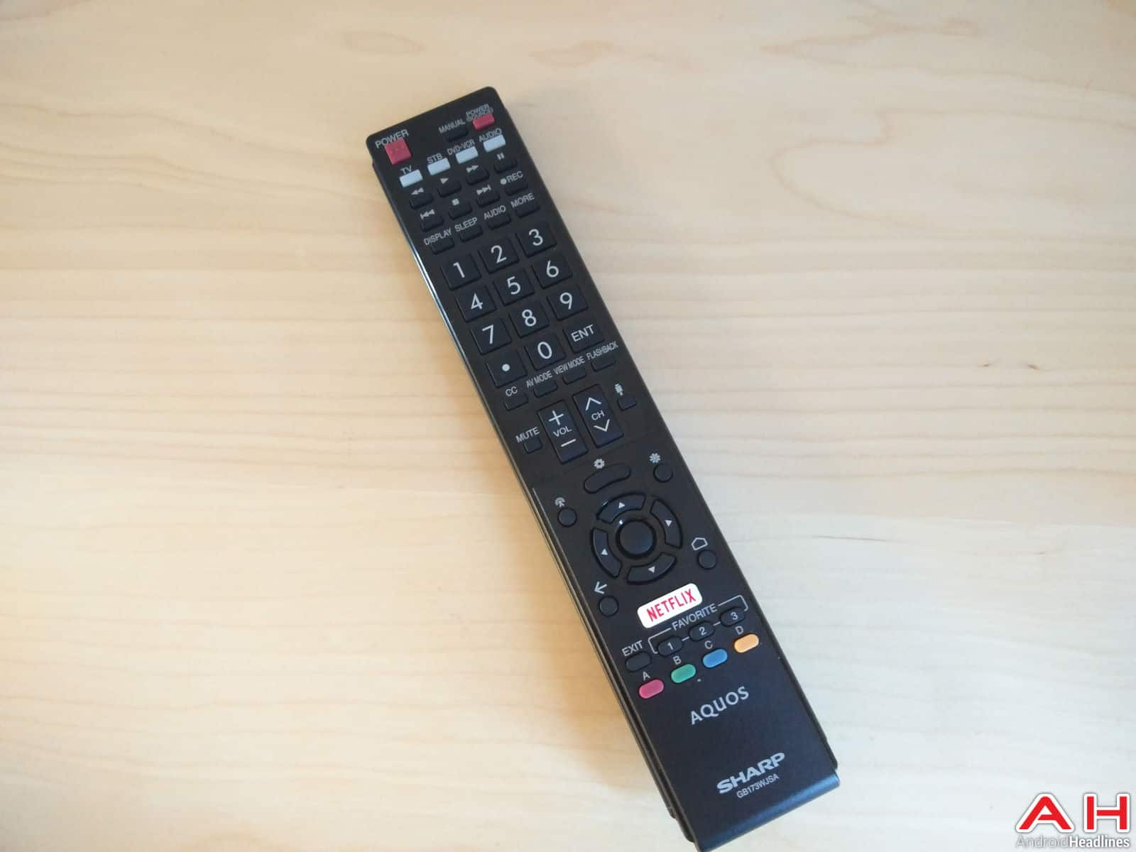 Sharp Android TV-2