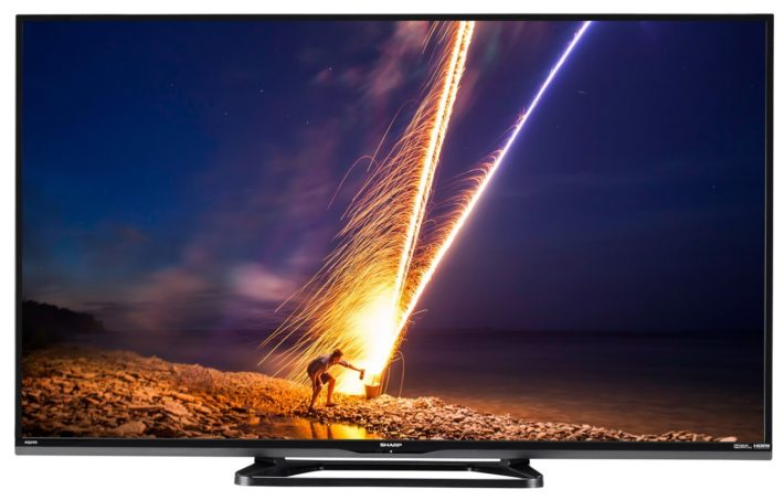 Sharp LC-48LE653U 48-Inch 1080p 60Hz Smart LED TV (2015 Model) 01