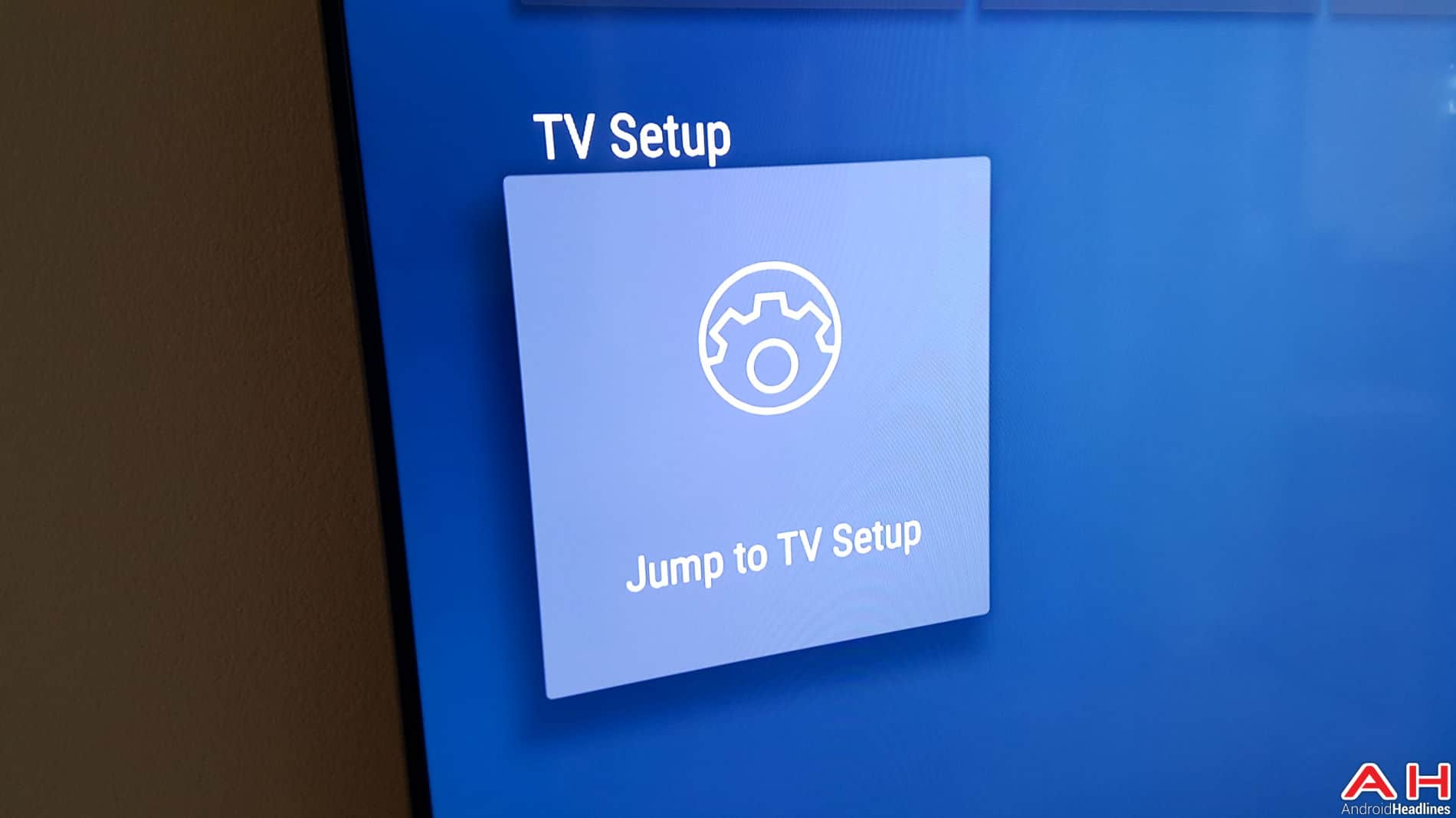 Sharp TV Android TV-14
