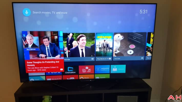 Sharp TV Android TV 27