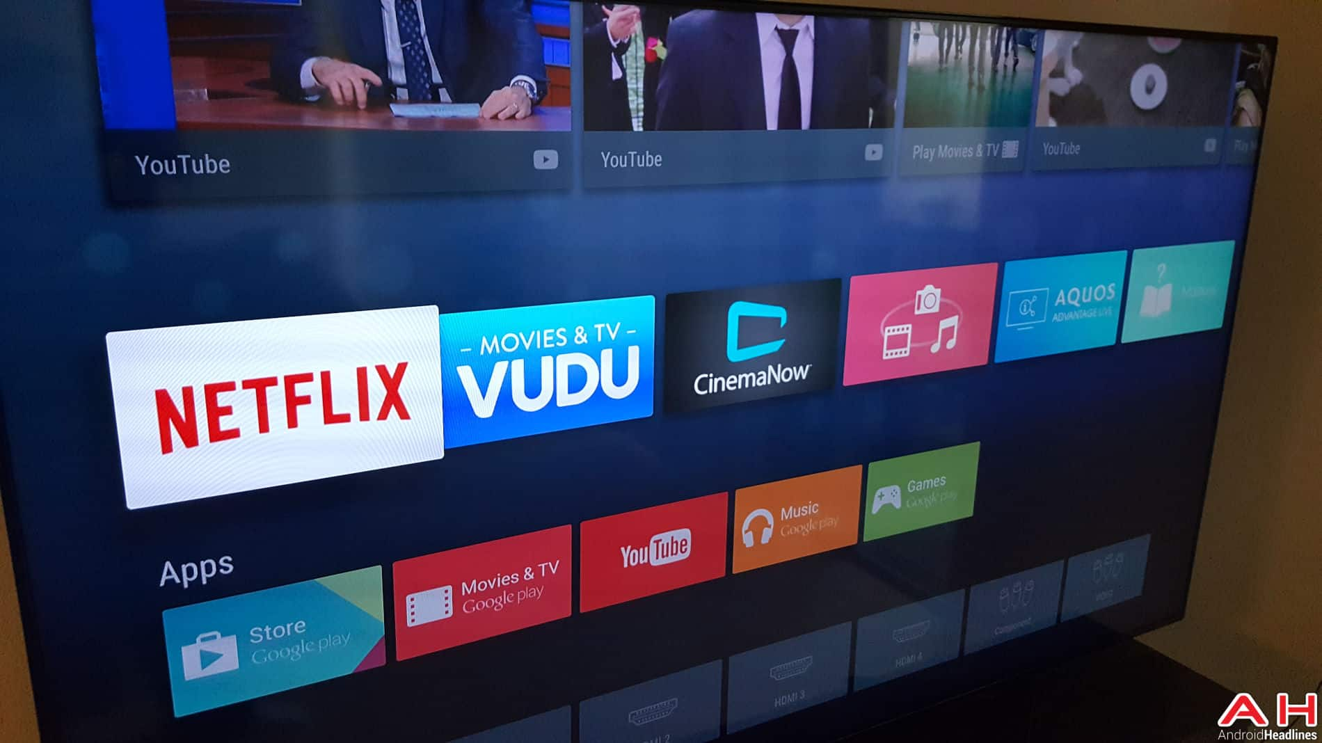 Sharp TV Android TV 29