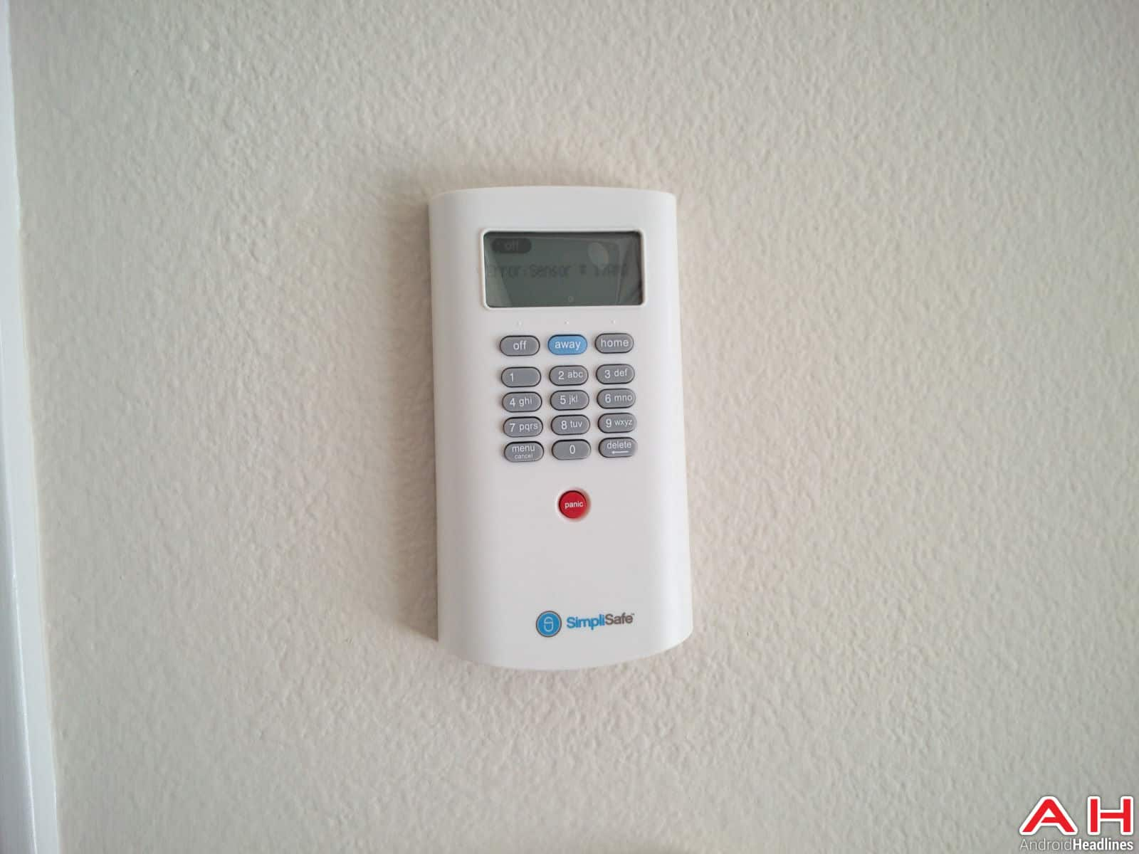 SimpliSafe Security System AH-54