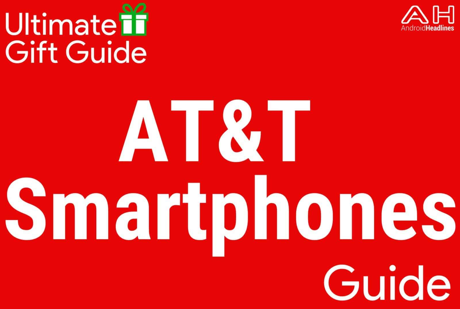 Smartphones - AT&T - Gift Guide 2015
