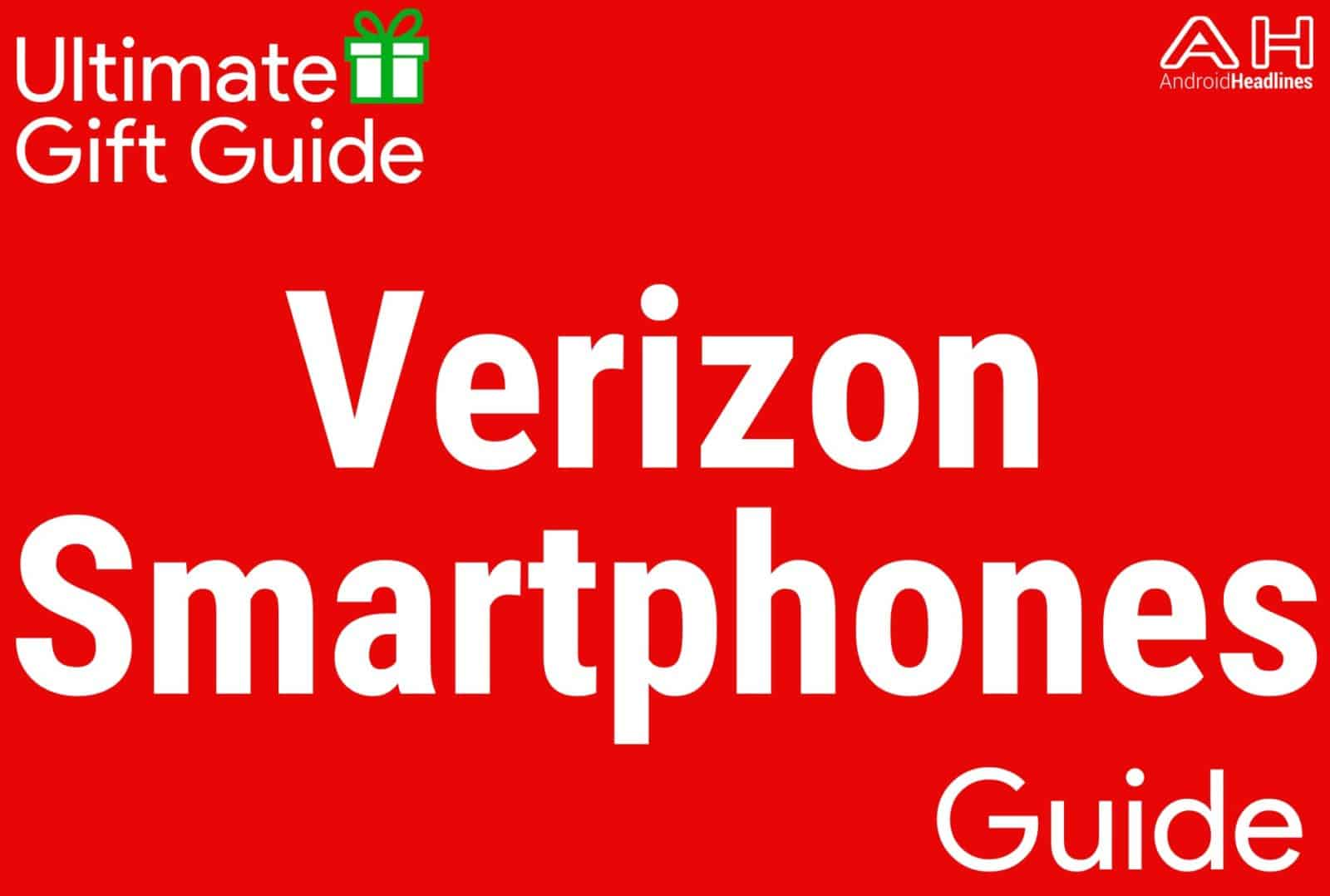 Smartphones - Verizon - Gift Guide 2015