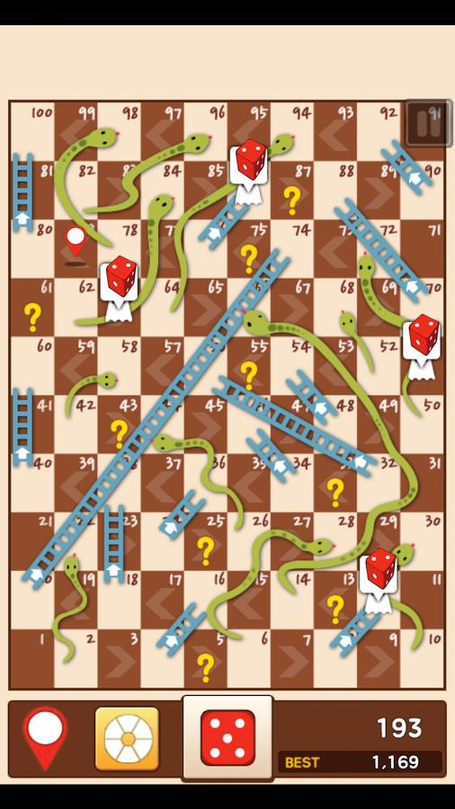 Snakes & Ladders King