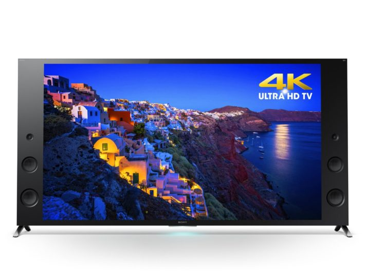 Sony XBR65X930C 65-Inch 4K Ultra HD 120Hz 3D Smart LED TV (2015 Model)