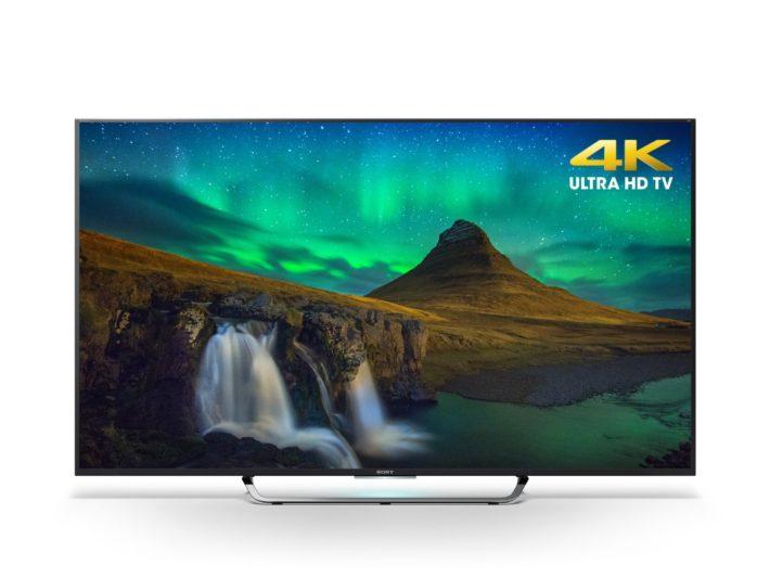 Sony XBR75X850C 75-Inch 4K Ultra HD 120Hz 3D Smart LED TV (2015 Mode