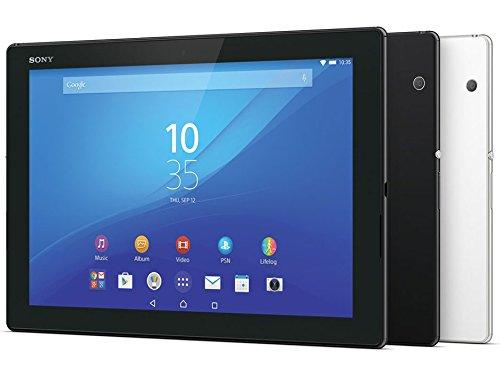 Sony Xperia Z4 Tablet SGP712 32GB 10.1-Inch Wi-Fi Tablet (Black)-International Version