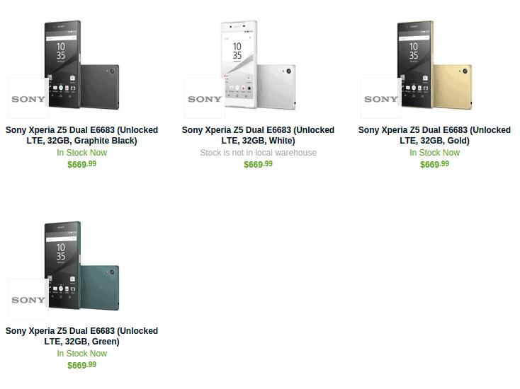 Sony Xperia Z5 Dual Expansys USA_1