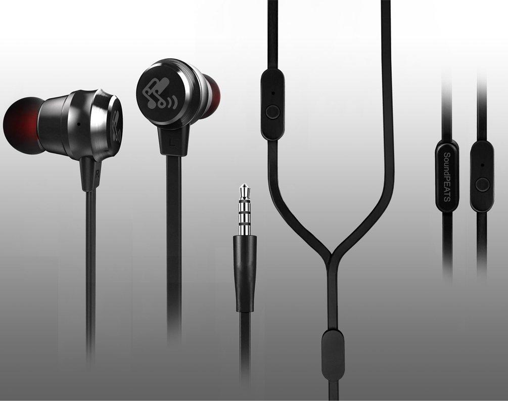 SoundPEATS M20 earphones 03