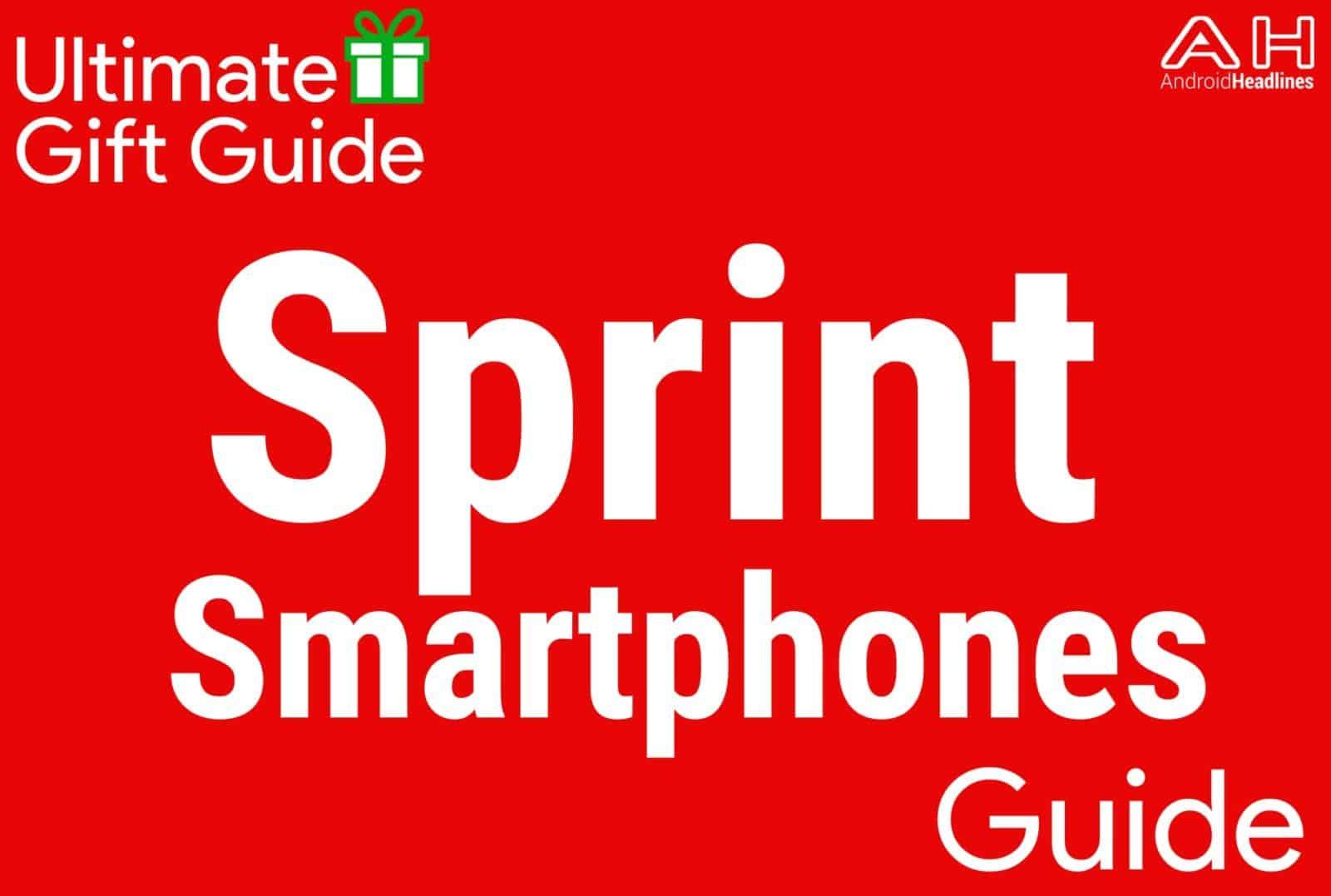 Sprint Smartphones - Gift Guide 2015