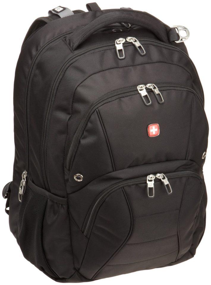 SwissGear ScanSmart Laptop Computer Backpack SA1908