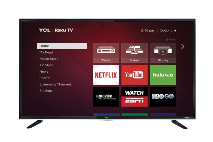 TCL 50FS3800 50-Inch 1080p Roku Smart LED TV (2015 Model) 01