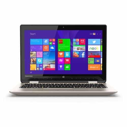 Toshiba Radius 2-in-1 11.6 Touch-screen Laptop - Intel Celeron Processor N2840