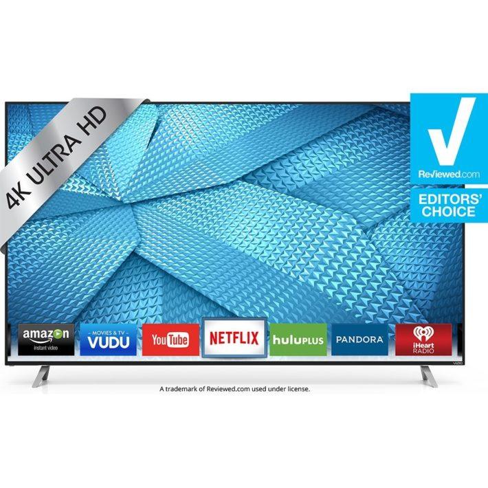 VIZIO M55-C2 55-Inch 4K Ultra HD Smart LED HDTV