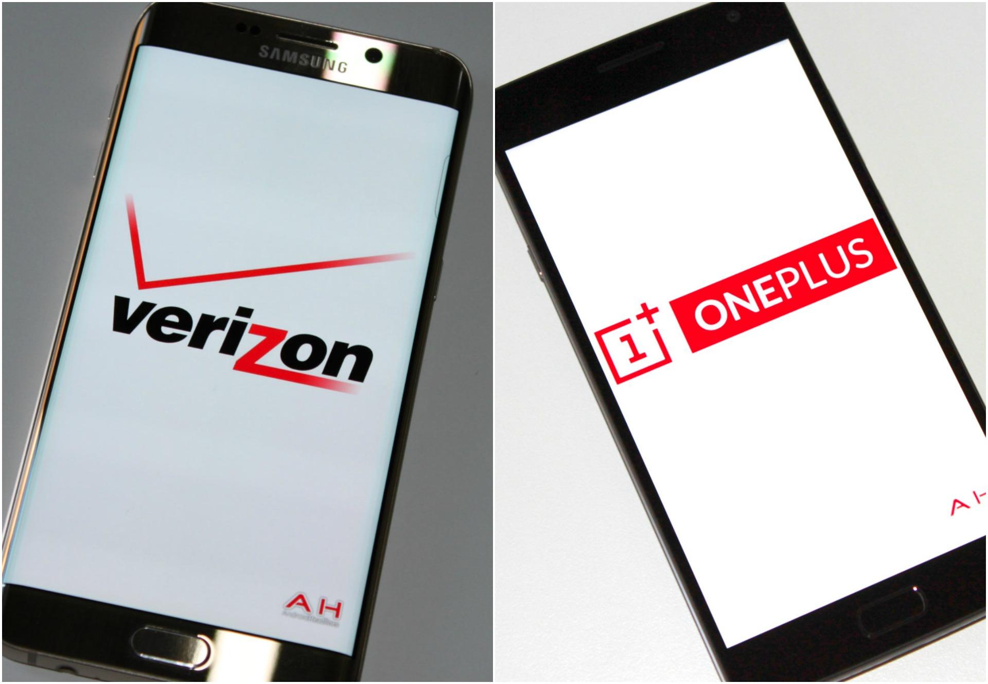 Verizon - OnePlus