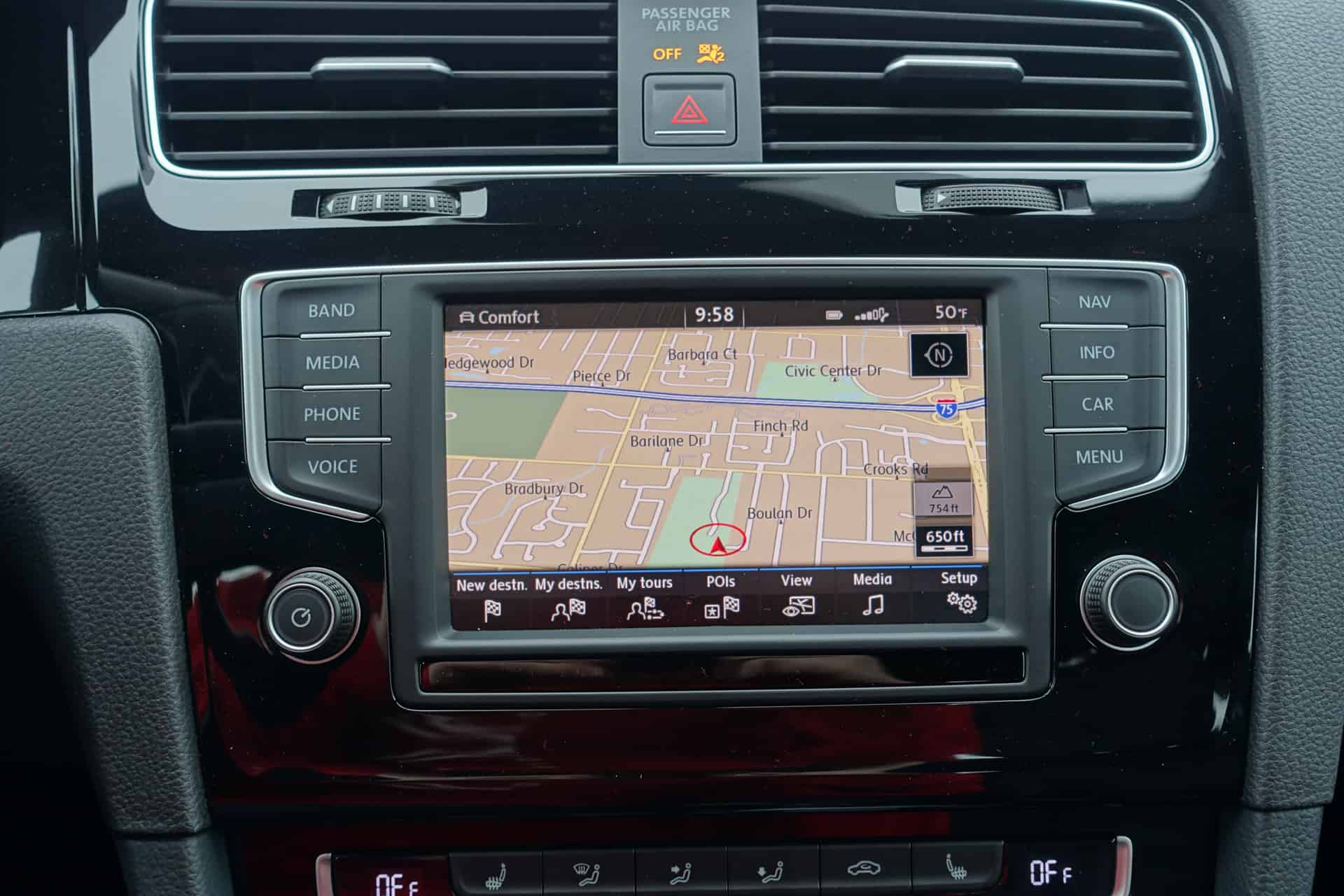 featured review android auto in the 2016 volkswagen golf r rh androidheadlines com 2000 Volkswagen Beetle Volkswagen Golf