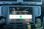 Volkswagen golf r Android Auto AH 4