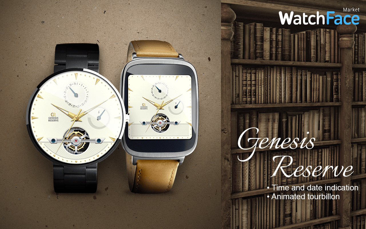 Watch Face Market Genesis