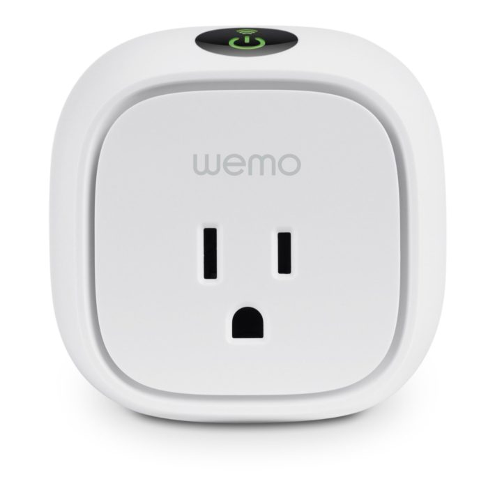 WeMo Insight Switch, Wi-Fi Enabled, Compatible with Amazon Echo