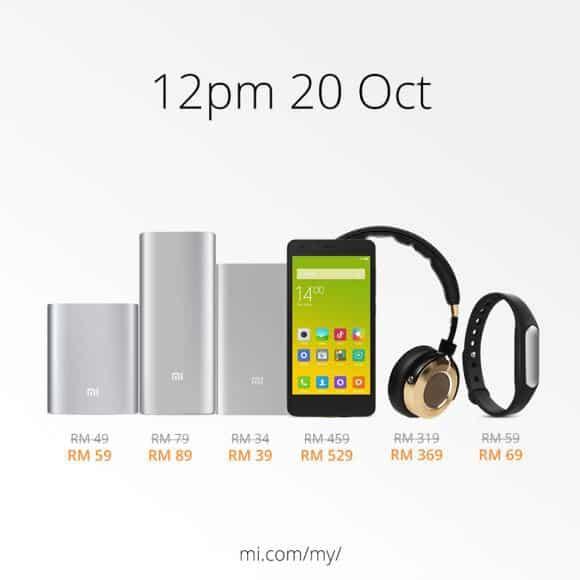 Xiaomi Malaysia price increase_1