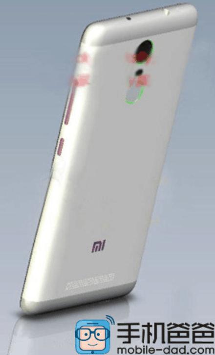 Xiaomi Redmi Note 2 Pro leak 2 KK