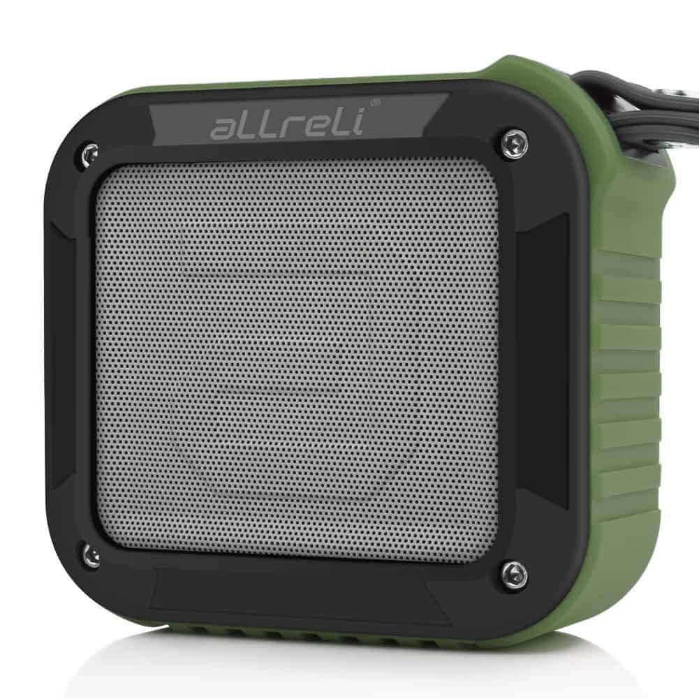 aLLreLi Rockman-S Waterproof Speaker 01