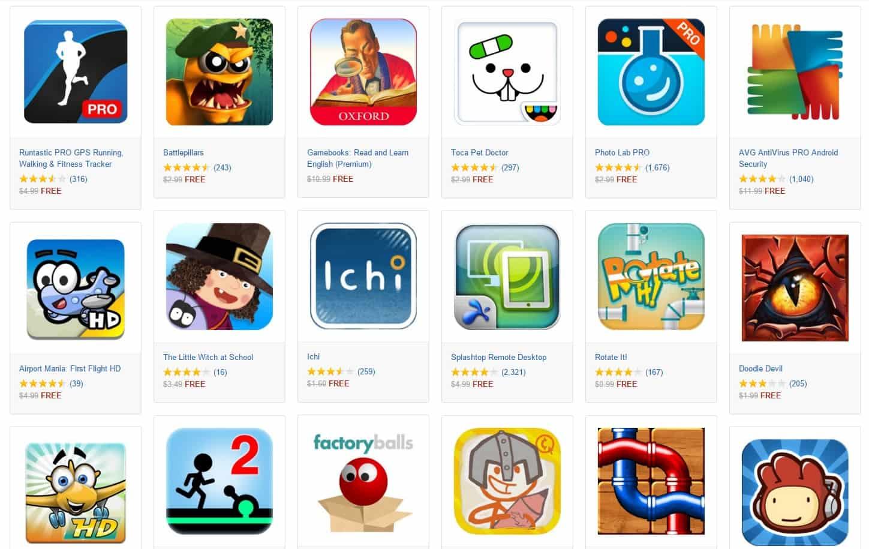 amazzon free apps Halloween