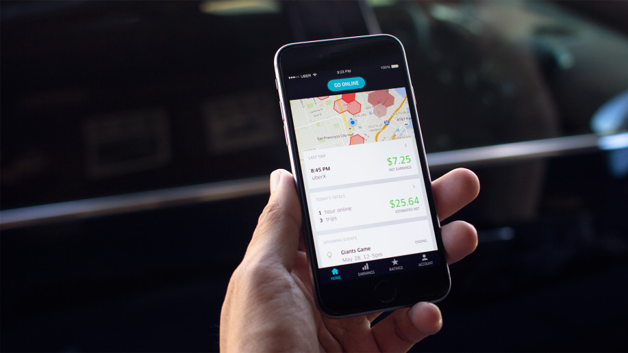 Uber updates the app for drivers to improve usability