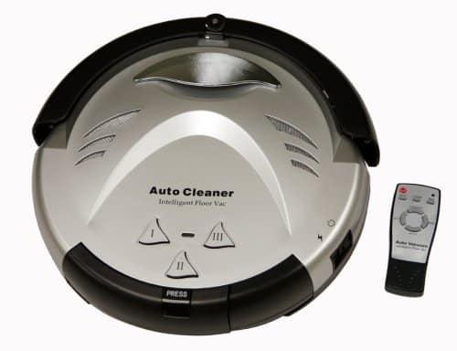 iTouchless Robotic Intelligent Vacuum Cleaner PRO