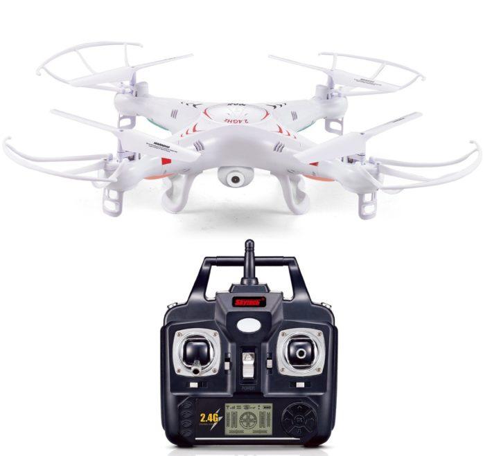 ionic-drone