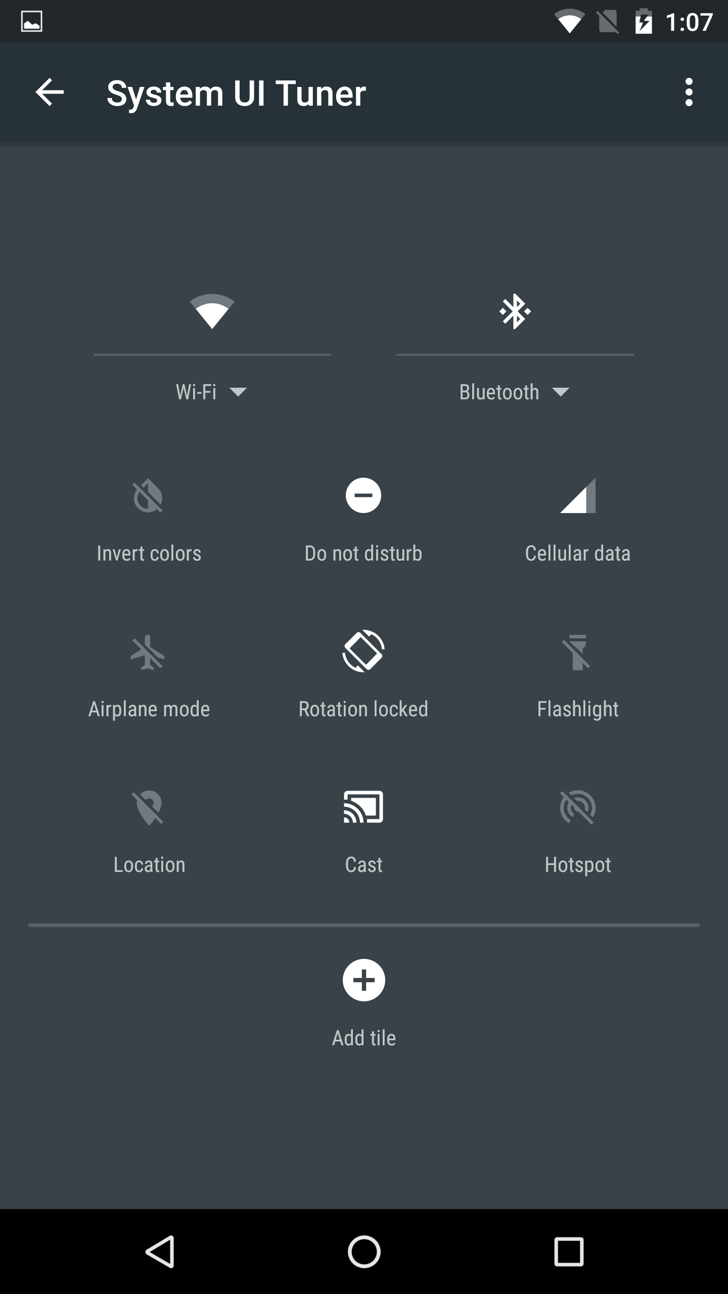 Android How To: Edit Quick Settings in Marshmallow ...