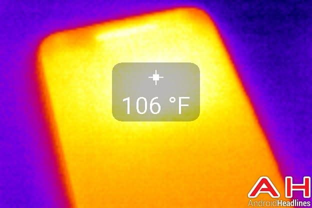 nexus 6p heat thermals fahrenheit AH