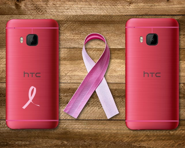 one m9 pink