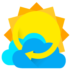 weather 360 icon
