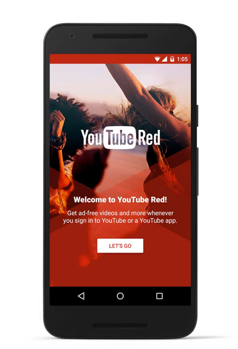 youtube red AH 2