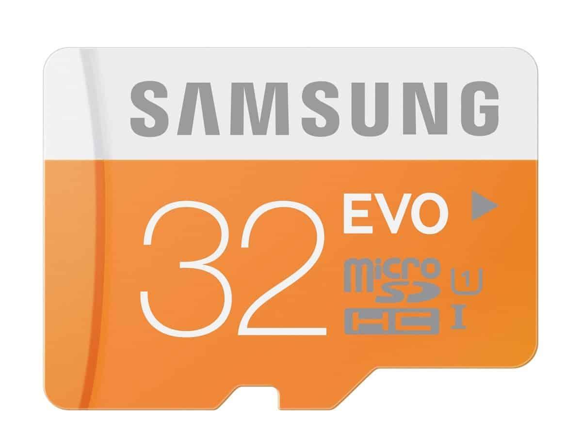 Samsung microSD deal